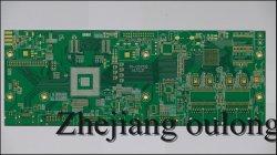 Чистота обработки поверхности: погружение Gold Abnormity форму PCB (OLDQ-022)