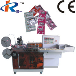 Bts-68 Machine Voor dubbel gebruik van uitstekende kwaliteit van de Verpakking van het Condoom van de Rechthoek de Automatische