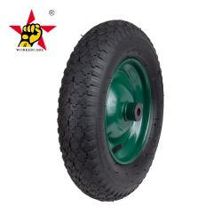"""14 """" 트레일러를 위한 압축 공기를 넣은 바퀴, 공기 바퀴 또는 외바퀴 손수레 또는 아이들 손수레"""