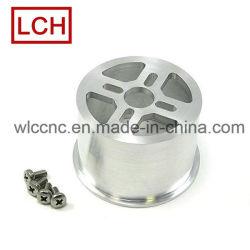 Roda de alumínio de usinagem CNC para RC Racing carro