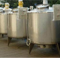 Tanque de preparação de depósito de mistura de Aço Inoxidável depósito tampão do tanque de retenção