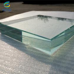 부드럽게 하는 모든 색깔 PVB 및 건물을%s 박판으로 만들어진 유리