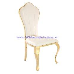 Witte Goedkope Grote Achter Openbare het Dineren van het Hotel van China van de Vrije tijd Stoel