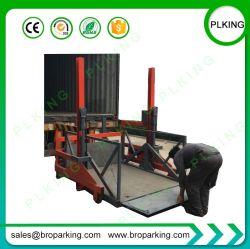 2ton het Platform van de Lading van het Gebruik van de Hefboom van de Hand van de lading