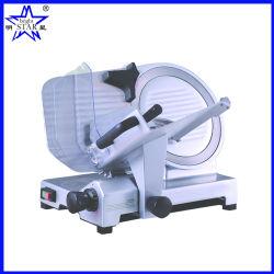De Snijmachine van het Vlees van het Gebruik van Commerical van het Blad dat van het Roestvrij staal wordt gemaakt