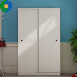 Muebles de dormitorio Ward Manto de la Junta de partículas de tamaño personalizado cómoda Cajonera armario ropero