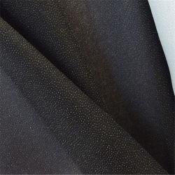 15D ultra leve de tecidos de malha Interlining para senhoras vestido de Fusíveis