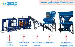 Qt4-15/Hot het Maken van de Prijs van de Fabriek van de Machine van het In blokken snijden van het Schuim van de Verkoop Concrete Machine Van keramische steen/het Maken van de Baksteen Clc Machine