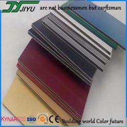 Décoration extérieure Construction-Aluminum de tout le matériau composite