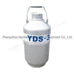 خزان النيتروجين السائل 30L لتخزين الأمينية