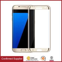 3D plein bord courbe protecteur d'écran ultra-transparente pour Samsung/iPhone