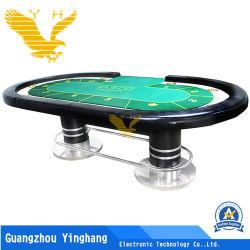 9 Jogadores Casino as cartas de jogar jogos de mesa de pôquer Texas Instruments