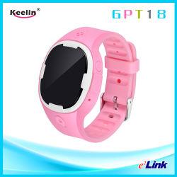 Les enfants avec le GPS tracker Watch, téléphone, le GPS Traking Fonction TPG18