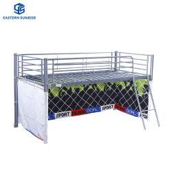 グループの寝室の子供の子供の使用の金属の鋼鉄シングル・ベッド