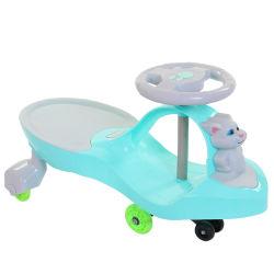 音楽およびライトが付いている安全子供の振動車