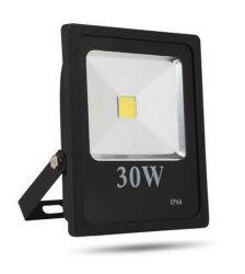 Het Licht van de openlucht Zwarte LEIDENE van de Huisvesting IP6510With20With30W Vloed van de Tuin Lamp/LED