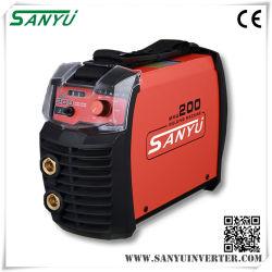 Sanyu IGBT 변환장치 용접 기계 (MMA-200)