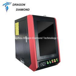 machine de marquage au laser à fibre 20 Watt Bracelet Bague intérieure et laser de surface