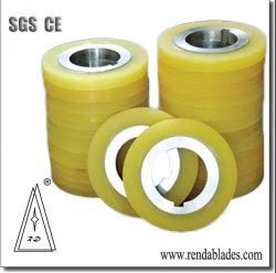 360*220*20мм стальных вальцов съемник Кольца резиновые распорки
