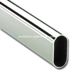 構築のための300のシリーズステンレス鋼の楕円形の管
