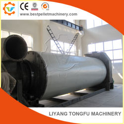 産業用回転式二重ドラム式乾燥機
