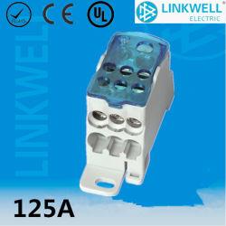 Elektrischer Verbinder-Verteilungs-Klemmenleiste mit Cer, UL, RoHS (LK 125A)