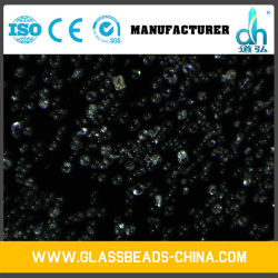 Material de venta al por mayor de polvo de perlas de vidrio micras perlas de vidrio