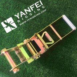 Riemen-Schaltklinke peitschend, Faltenbildung mit Aluminium/Plastikgriff unten binden