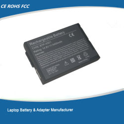 Оптовая батарея компьтер-книжки для Асера Travelmate 220 223X 223xc 225X