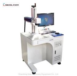 20W 30W Plaques en acier Matériel surface graphique équipement laser T-Shirt