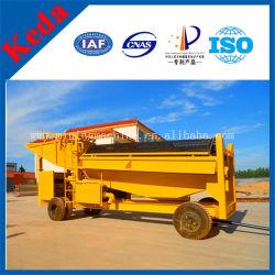 La Chine de la Fabrication de machines d'exploitation minière de la gravité de la rondelle d'or