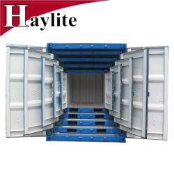 حاوية مستودع محمول صغيرة قابلة للنقل للشحن على شكل مكعب من أجل الذات التخزين