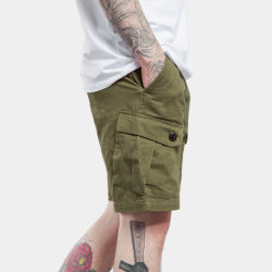 Estilo fresco de la carga de los hombres chinos Shorts Shorts