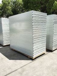 En forma de panal de aluminio de la Junta ignífugos para la fábrica de productos farmacéuticos