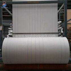 Commerce de gros 220gsm en PP blanc laminé tissu tissé Sac en vrac
