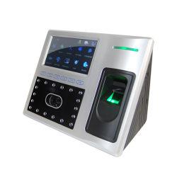 電子顔の認識の時間出席システム、TCP/IP (FA1-H)が付いている表面出席機械
