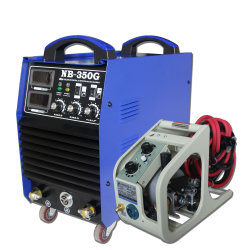 CO2 IGBT onduleur MIG Mag Machine à souder MIG-350