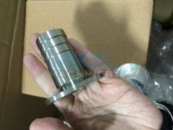 De Weerhaak van de Montage Adapter1/2 van de Slang van het Aluminium van de lage Prijs X 1/2 NPT Mannelijke Pijp