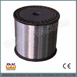Chauffage filament de tungstène de haute qualité sur le fil de revêtement sous vide