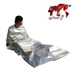 Les quatre premiers secours d'isolation thermique de la couche Sac de couchage
