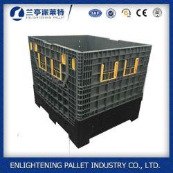 Industrieller Kunststoffbehälter Für Paletten In Robuster Ausführung