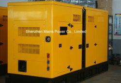 baldacchino insonorizzato del generatore silenzioso diesel del generatore di 350kVA 280kw Cummins