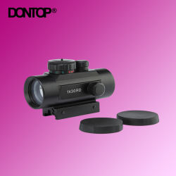 Dontop optique 1x30 Red Dot de gros de la vue red dot carabine étendues