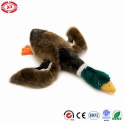 Vuelo de aves rellenas de peluche juguete con Squeaker esponjosa suave