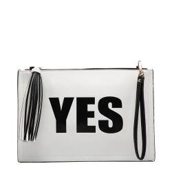 """Späteste Entwerfer """"Ja oder Nr."""" Handtasche"""