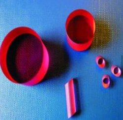 TI: 사파이어 또는 결정 또는 티타늄에 의하여 진한 액체로 처리되는 사파이어 결정