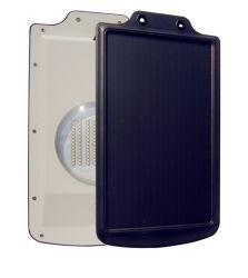 Thin-Film Crysalline solaire de sécurité, la motion et de lumière LED de jardin