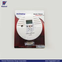 Batteriebetriebene Co Warnung/Detektor des inländischen Wertpapier-mit En50291 genehmigt