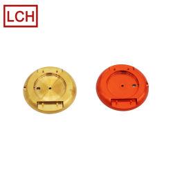 CNC обработки алюминия настраиваемые при повороте с ЧПУ детали Custom алюминиевых смотреть дело