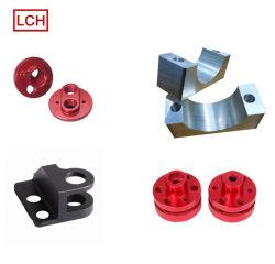 Китай из анодированного алюминия CNC машины по изготовлению деталей механических деталей для промышленного применения